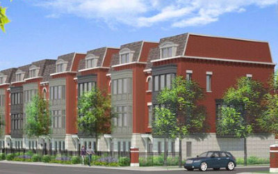 Condo/Townhouse New: 1281 Shermer Road
