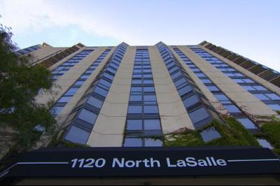 Rental New: 1120 North La Salle Drive #2D