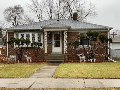 Lansing Single Family Home New: 3317 178th Street