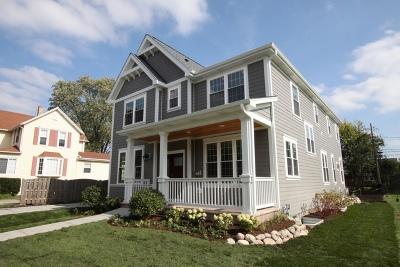 Arlington Heights Single Family Home New: 223 South Dunton Avenue