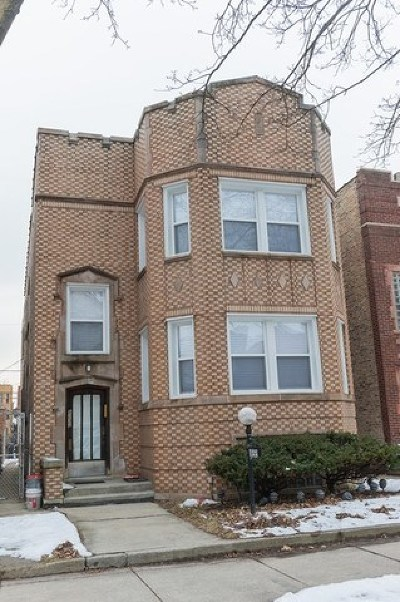 Chicago Multi Family Home New: 8232 South Marshfield Avenue