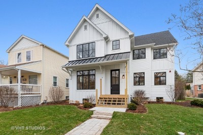 Evanston Single Family Home For Sale: 2419 Cowper Avenue