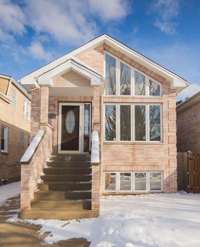 Chicago Single Family Home New