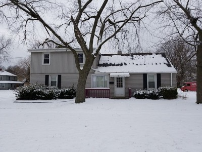 South Holland Single Family Home Contingent: 16040 Cottage Grove Avenue