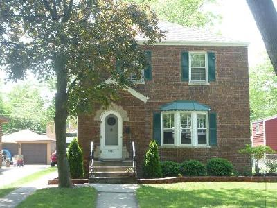 Chicago Single Family Home New: 2517 West 114th Street