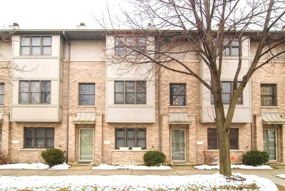 Forest Park Condo/Townhouse New: 7712 Harvard Street #7712