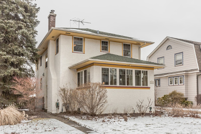 Single Family Home New: 830 North Elmwood Avenue