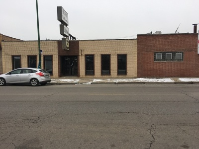 Chicago Commercial New: 7053 West Addison Street