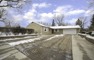 Bolingbrook Single Family Home New: 537 Redwood Road