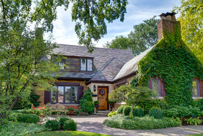 Elmhurst Single Family Home New: 320 South Kenilworth Avenue