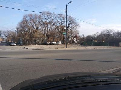 Chicago Residential Lots & Land New: 11555 South Michigan Avenue