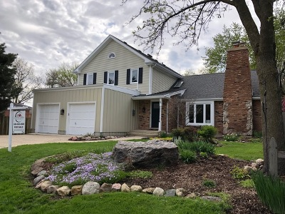 Glen Ellyn Single Family Home New: 36 Dorset Court