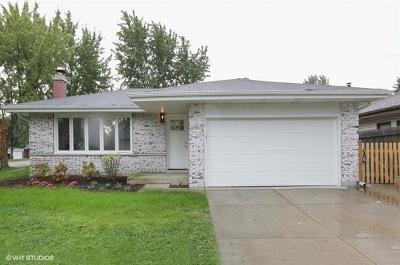 Palatine Single Family Home New: 2169 North Westmoreland Drive
