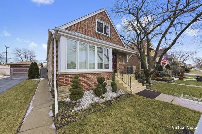 Single Family Home New: 5043 South Laramie Avenue