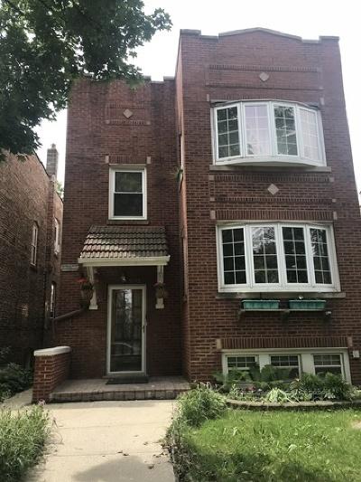 Chicago IL Multi Family Home New: $369,000