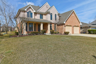Darien Single Family Home Contingent: 8924 Kilkenny Drive