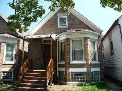 Chicago IL Single Family Home New: $93,600