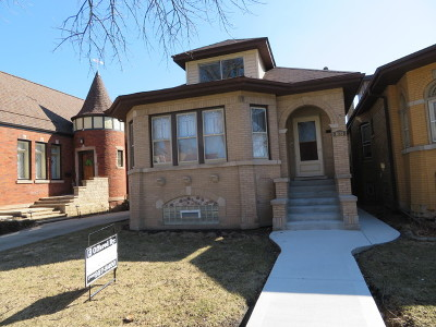 Single Family Home For Sale: 1631 North New England Avenue