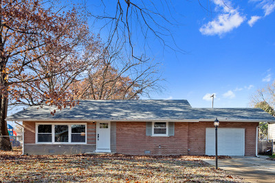 Palos Heights Single Family Home New: 12630 South Massasoit Avenue
