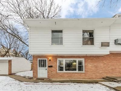 Elgin Condo/Townhouse New: 525 Hawkins Street #A