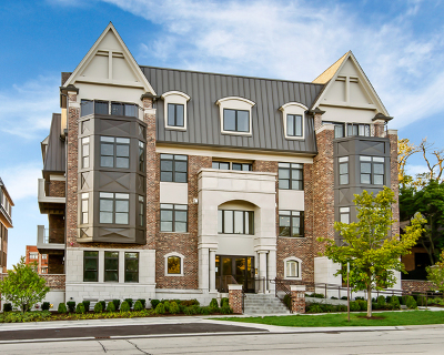 Highland Park Condo/Townhouse For Sale: 815 Laurel Avenue #103
