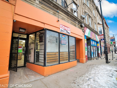 Chicago Commercial New: 3110 West Cermak Road #STORE