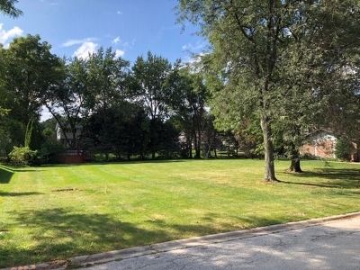 Orland Park Residential Lots & Land For Sale: 14610 Westwood Drive