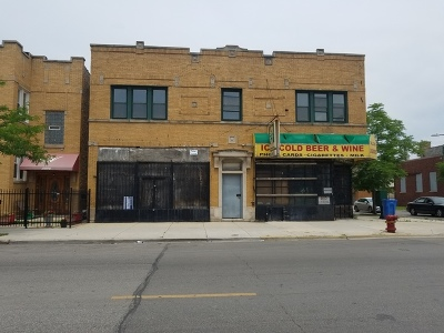 Chicago Commercial New: 5002 West Division Avenue