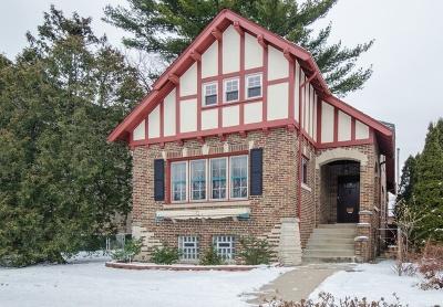 Chicago Single Family Home New: 2511 West Fargo Avenue