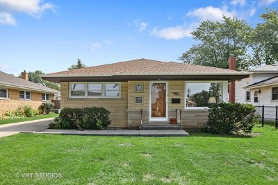 Elmhurst Single Family Home New: 965 South Cedar Avenue