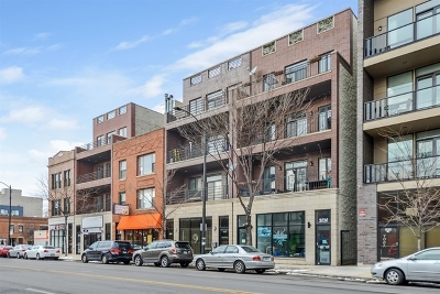 Condo/Townhouse New: 2636 West Chicago Avenue #2