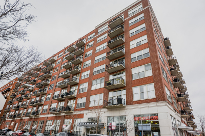 Condo/Townhouse New: 6 South Laflin Street #405