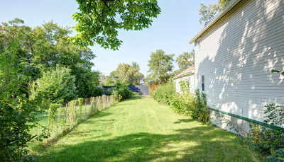 Chicago Residential Lots & Land New: 2830 West Flournoy Street