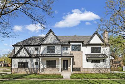 Elmhurst Single Family Home New: 253 East Oneida Avenue