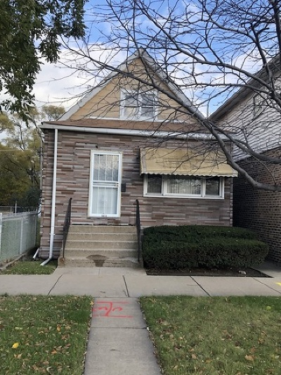 Chicago IL Single Family Home New: $35,000