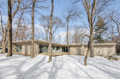 East Dundee Single Family Home Price Change: 103 Crabtree Road