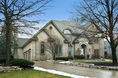Willowbrook IL Single Family Home New: $1,450,000