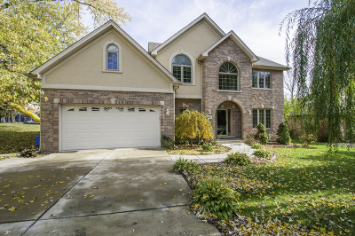 Hickory Hills Single Family Home For Sale: 8533 South 84th Avenue