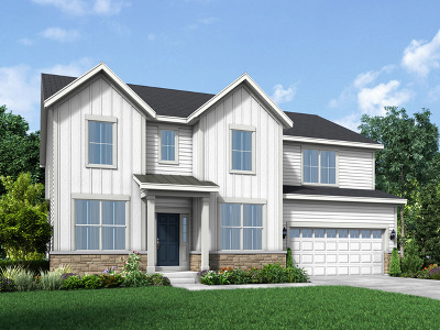 Hawthorn Woods IL Single Family Home New: $649,990