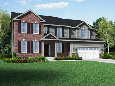 Hawthorn Woods IL Single Family Home New: $669,900