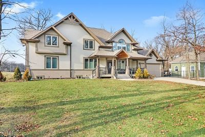 Palos Park IL Single Family Home New: $550,000
