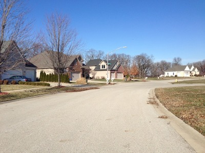Channahon Residential Lots & Land For Sale: Lot #12 South Serrano Court
