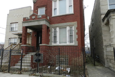Chicago Multi Family Home Re-Activated: 1223 South Saint Louis Avenue