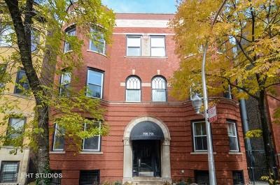 Condo/Townhouse New: 706 West Cornelia Avenue #1E