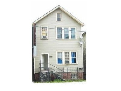 Multi Family Home For Sale: 2853 North Clybourn Avenue