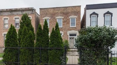 Multi Family Home New: 907 South Bell Avenue