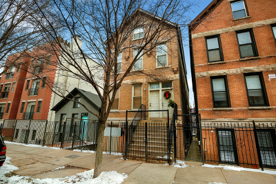 Condo/Townhouse For Sale: 1510 North Greenview Avenue #1F