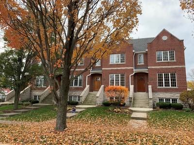 Condo/Townhouse New: 4342 Franklin Avenue