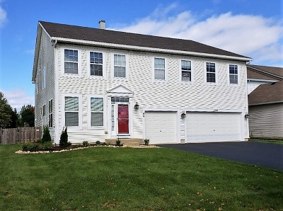 Bartlett Single Family Home For Sale: 1768 Barnett Lane