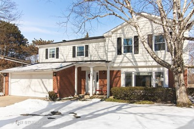 Buffalo Grove Single Family Home For Sale: 264 Anthony Road